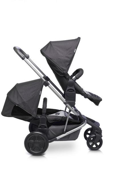 Комбинирана количка за породени деца Harvey 2+1